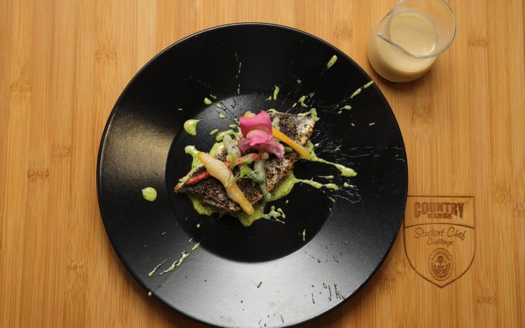 Thai Spiced Seabass