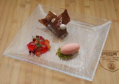 Chocolate & Hazelnut Parfait